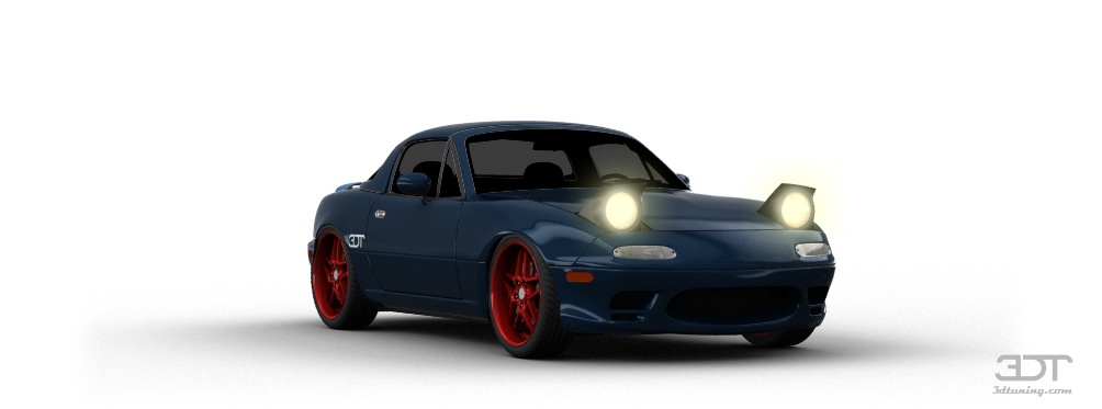 Mazda MX-5 Miata Convertible 1994 tuning
