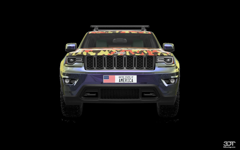 Jeep Grand Cherokee'17