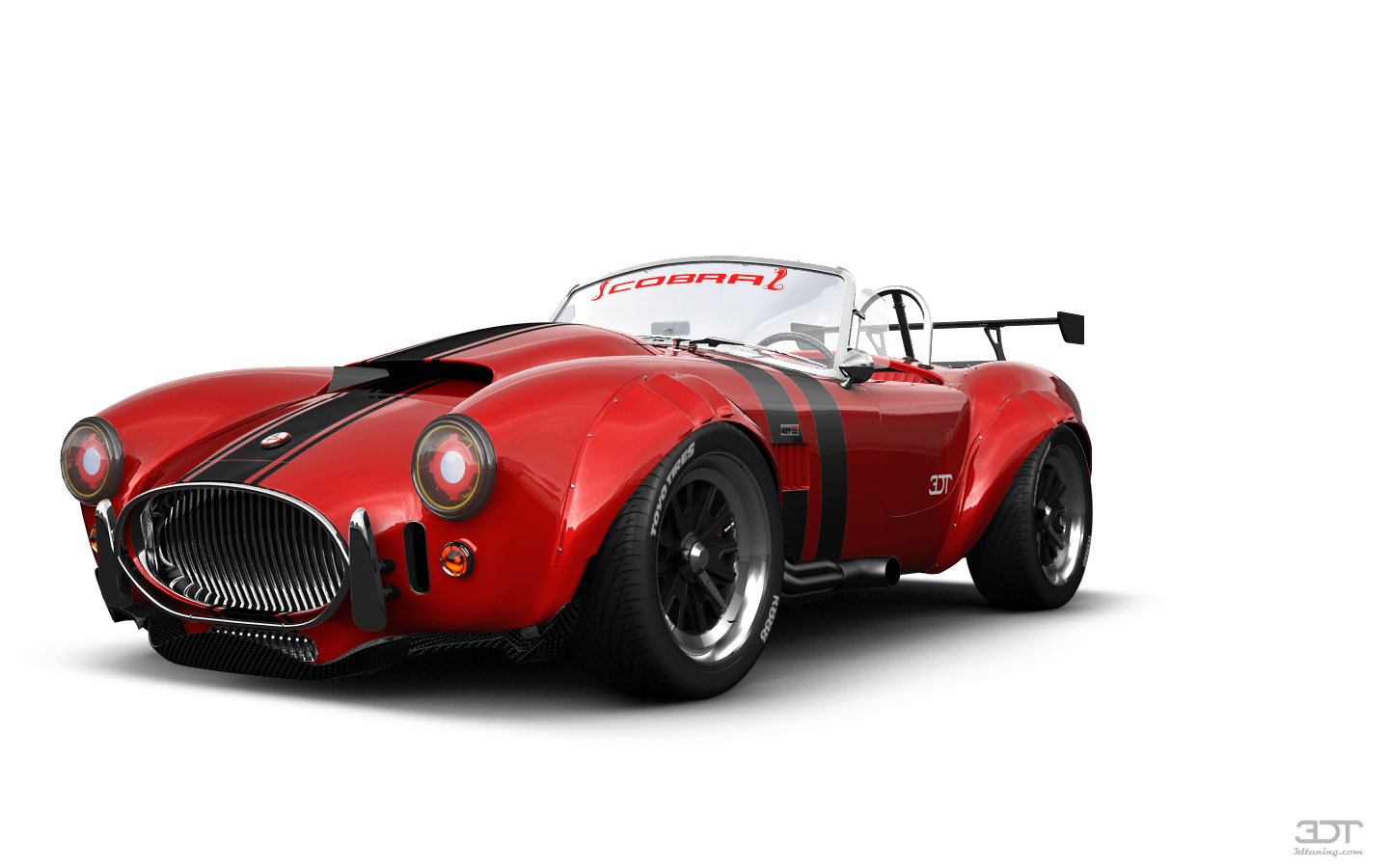 Ford Shelby Cobra Roadster 1961 tuning
