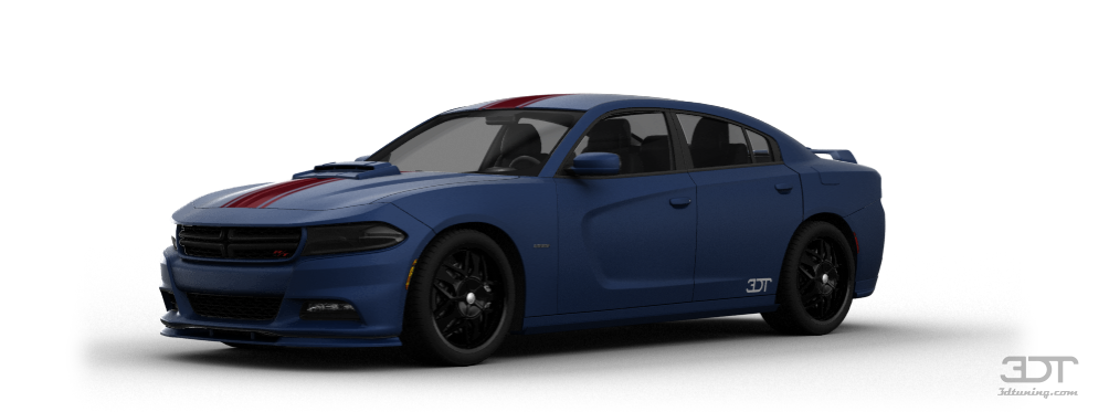 Dodge Charger Sedan 2015 tuning