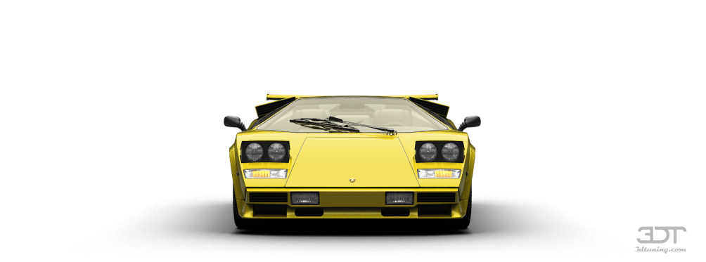 3dtuning of lamborghini countach coupe 1982. Black Bedroom Furniture Sets. Home Design Ideas