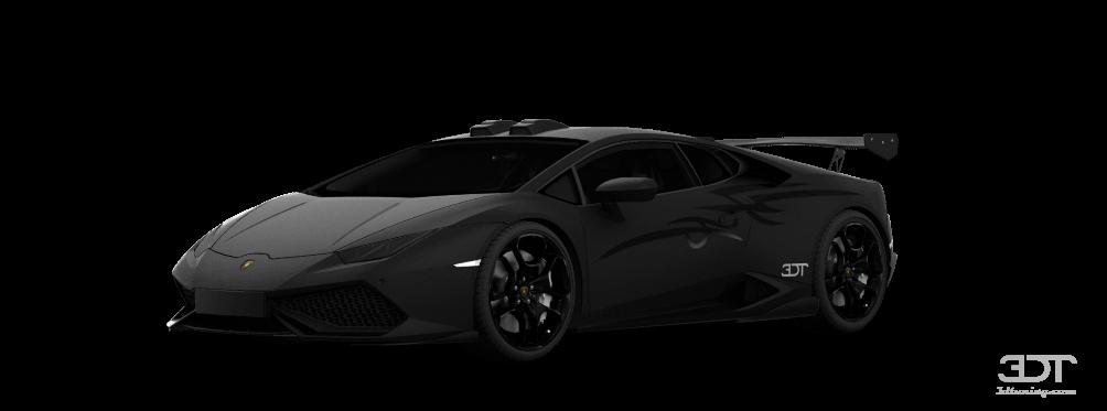Lamborghini Huracan Coupe 2015 tuning