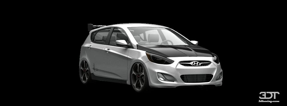 My Perfect Hyundai Accent