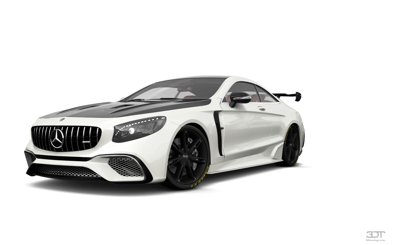 Mercedes S-Class 2 Door Coupe 2015 tuning