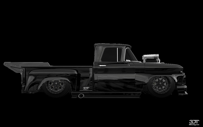 Chevrolet C-10 Stepside'63