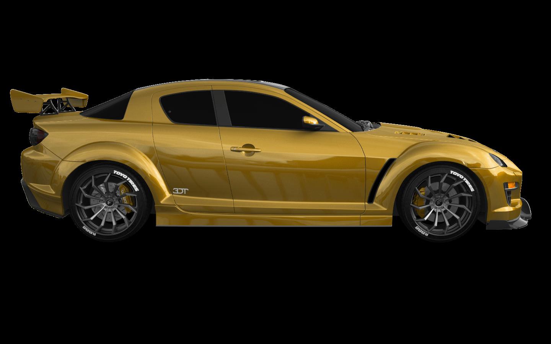 Mazda RX-8'04