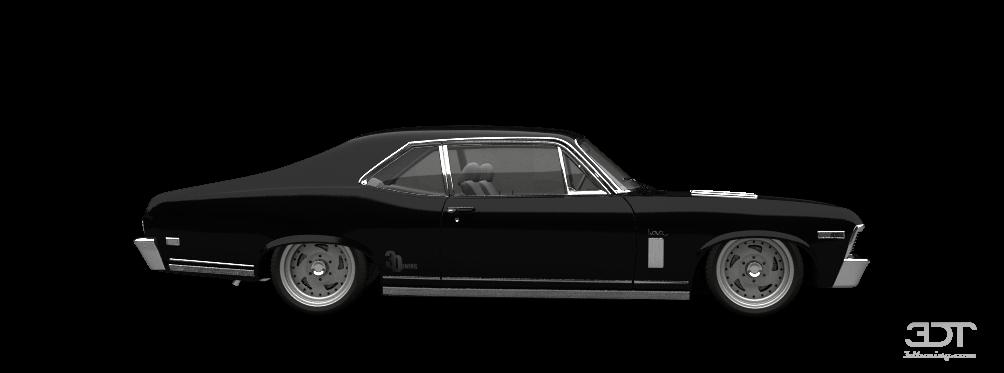 Chevrolet Nova SS Coupe 1968 tuning