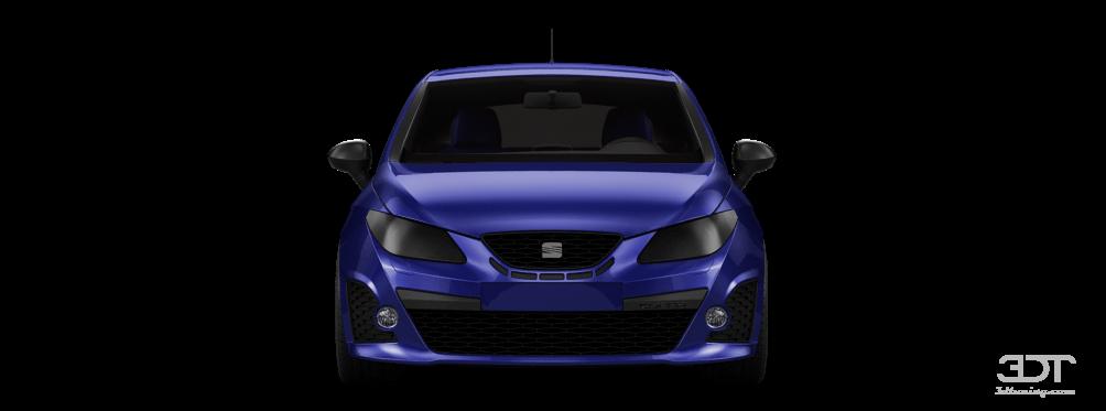 Seat Ibiza Cupra'09