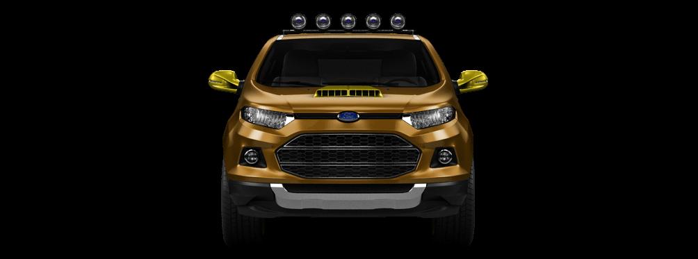 Ford EcoSport'14