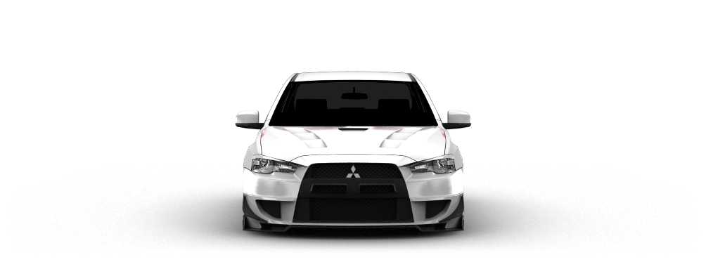 Mitsubishi Lancer Evo'07