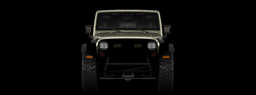 Jeep Wrangler Rubicon Convertible 2012 tuning