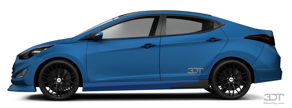 Тюнинг Hyundai Elantra sedan 2011, фото тюнинга Хендай Элантра: http://www.3dtuning.com/ru-RU/gallery/hyundai/elantra/sedan.2011/8055/0xvXo-zCrE
