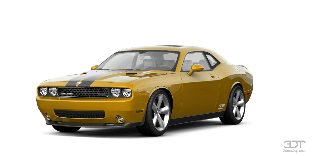 Dodge Challenger 2 Door Coupe 2009 tuning