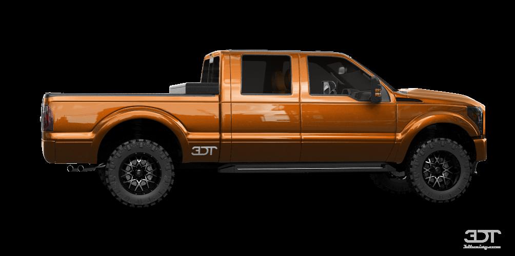 Ford F-250 CrewCab Truck 2013 tuning