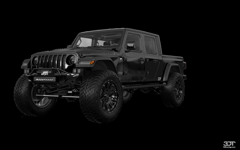 Jeep Gladiator Pickup Truck 2020 tuning