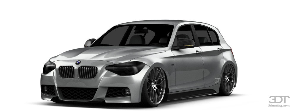 BMW 1 series 5 Door Hatchback 2011 tuning