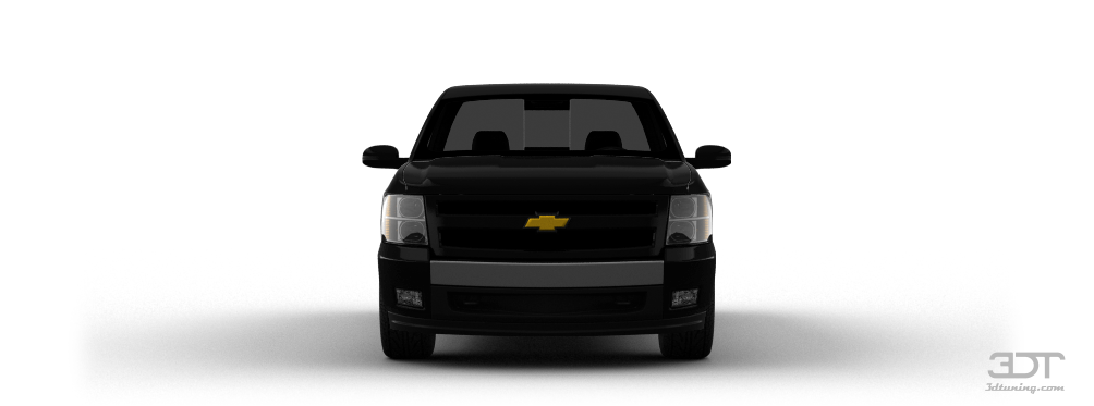 Chevrolet Silverado Extended Cab'07