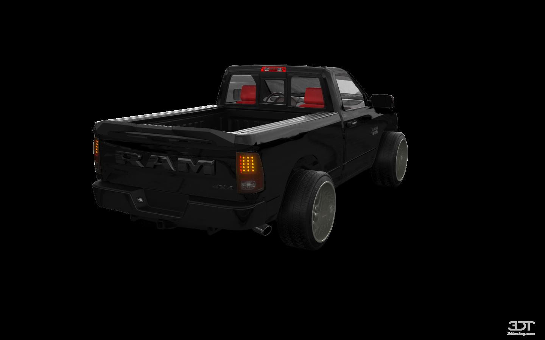 Dodge Ram 1500 Regular Cab'14