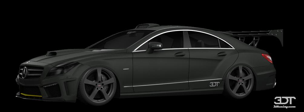 Mercedes CLS class'11