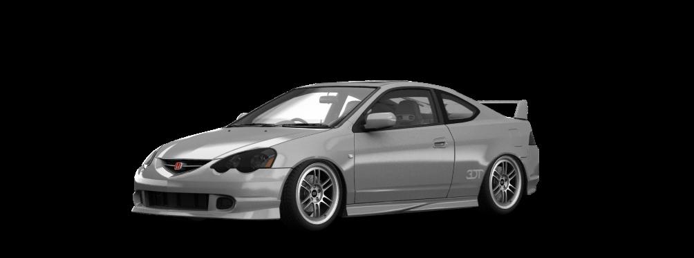 Honda Integra Type-R Coupe 2002 tuning