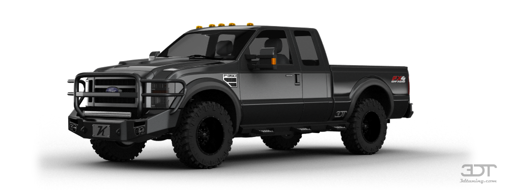 Ford F-350 SuperCab Truck 2010 tuning