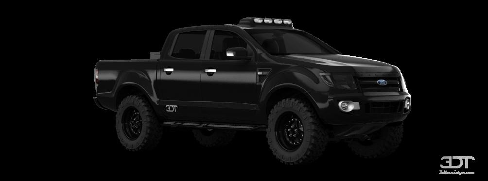 Ford Ranger Truck 2012 tuning