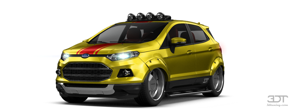 Ford Suv Models >> 3DTuning of Ford EcoSport SUV 2014 3DTuning.com - unique ...
