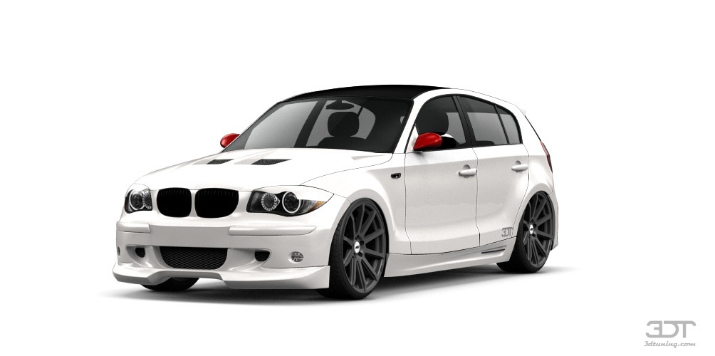 bmw 1 serie styling