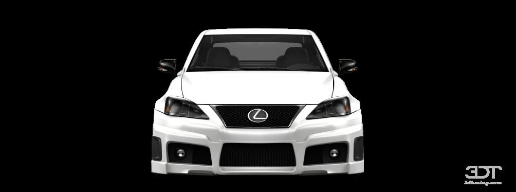 Lexus IS Sedan 2012