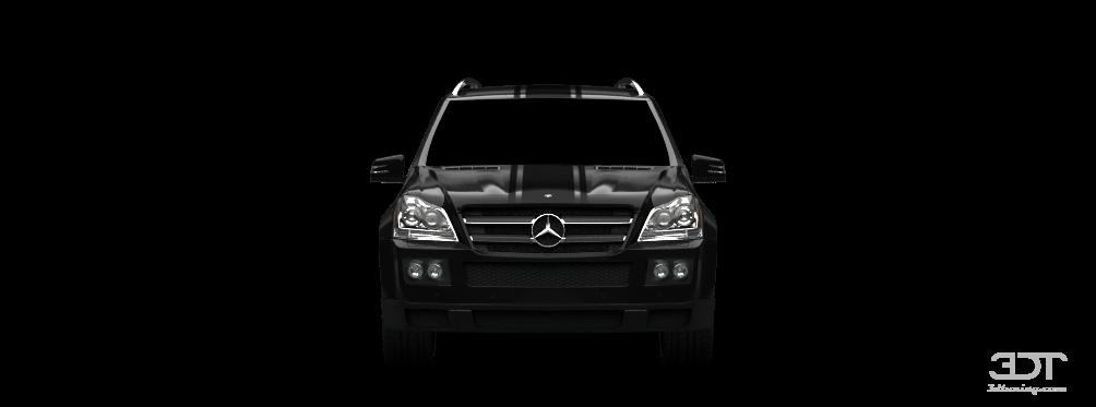 Mercedes GL class'10