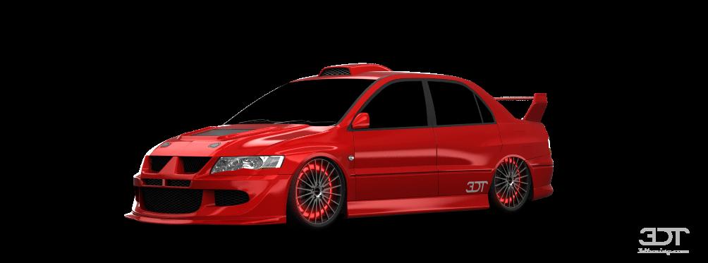 Mitsubishi Lancer Evo VII'01