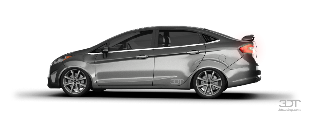 My Perfect Ford Fiesta 3dtuning Probably The Best Car