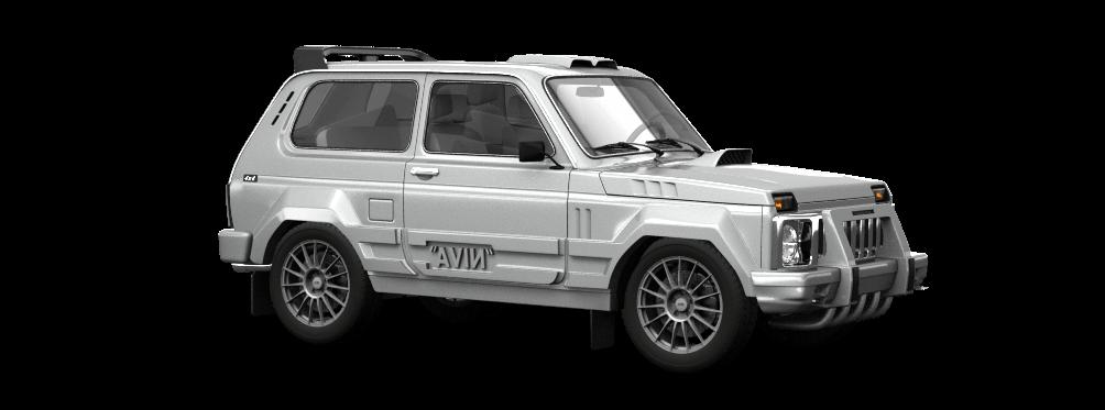 Lada Niva SUV 2001 tuning