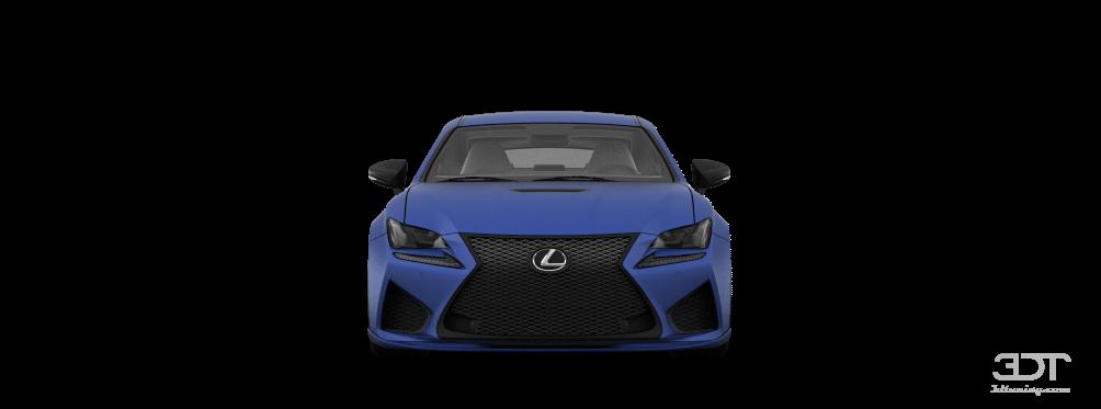 Lexus RC-F'15
