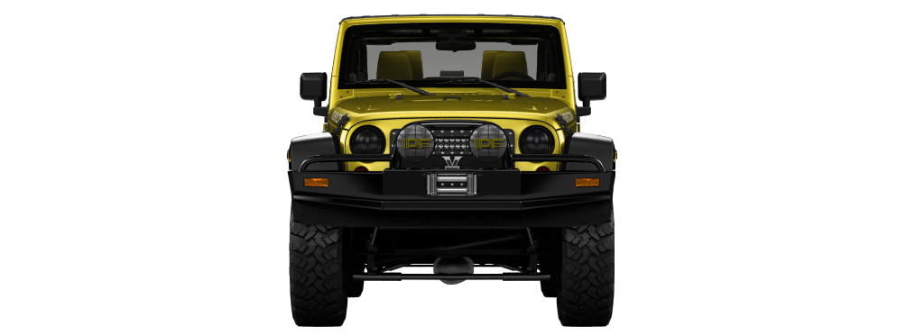 Jeep Wrangler Rubicon'12