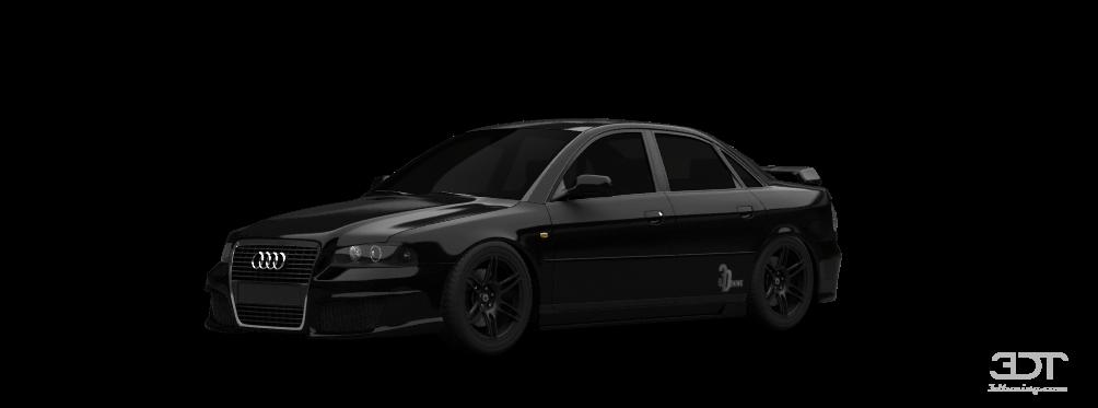 Audi A4 Sedan 1995 tuning