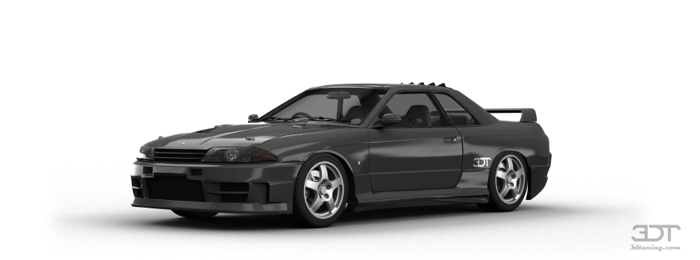 Nissan Skyline GT-R Coupe 1993 tuning