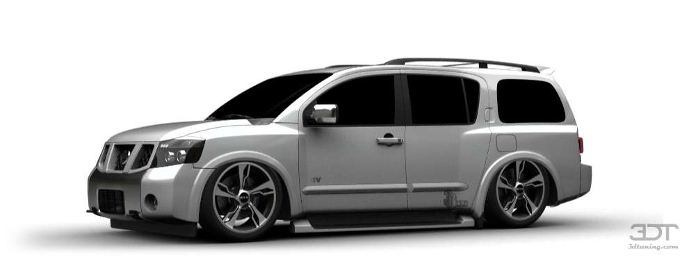 3dtuning Of Nissan Armada Suv 2008 3dtuning Com Unique