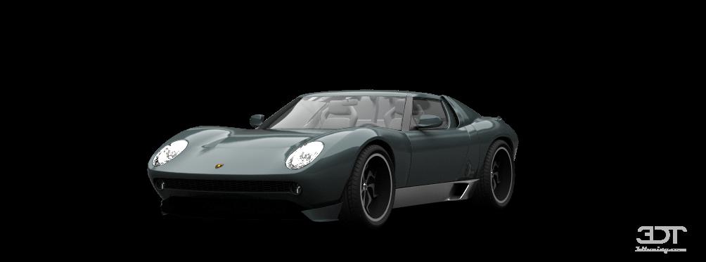 My Perfect Lamborghini Miura Concept