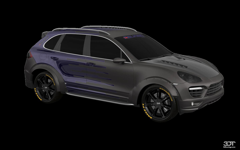 Porsche Cayenne Luxury SUV 2012 tuning