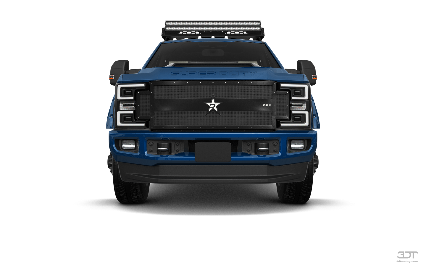Ford F-350'18