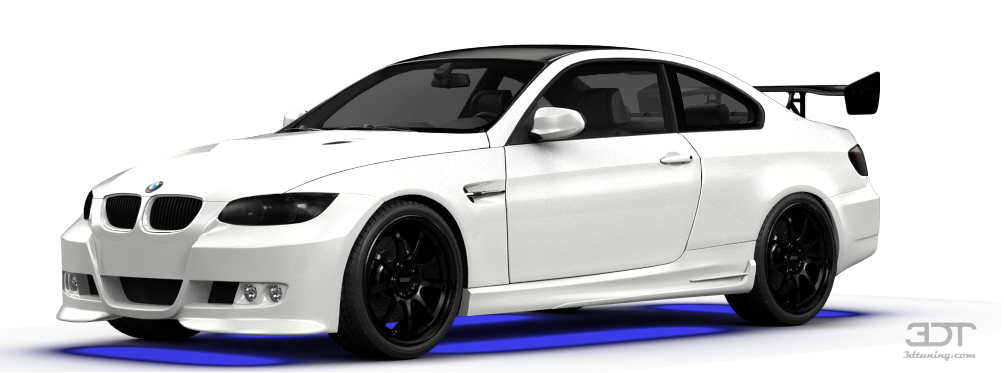 BMW M3 Coupe 2012 tuning