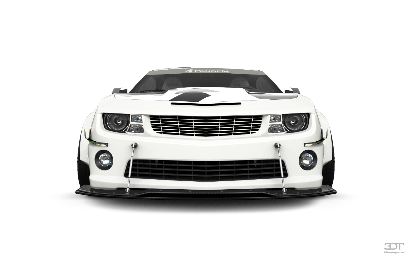 Chevrolet Camaro SS 2 Door Coupe 2010 tuning