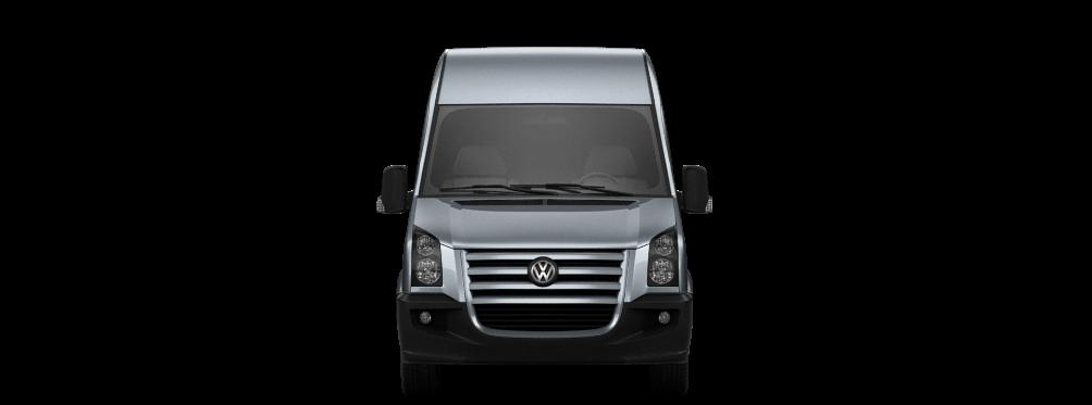 Volkswagen Crafter (facelift)'11