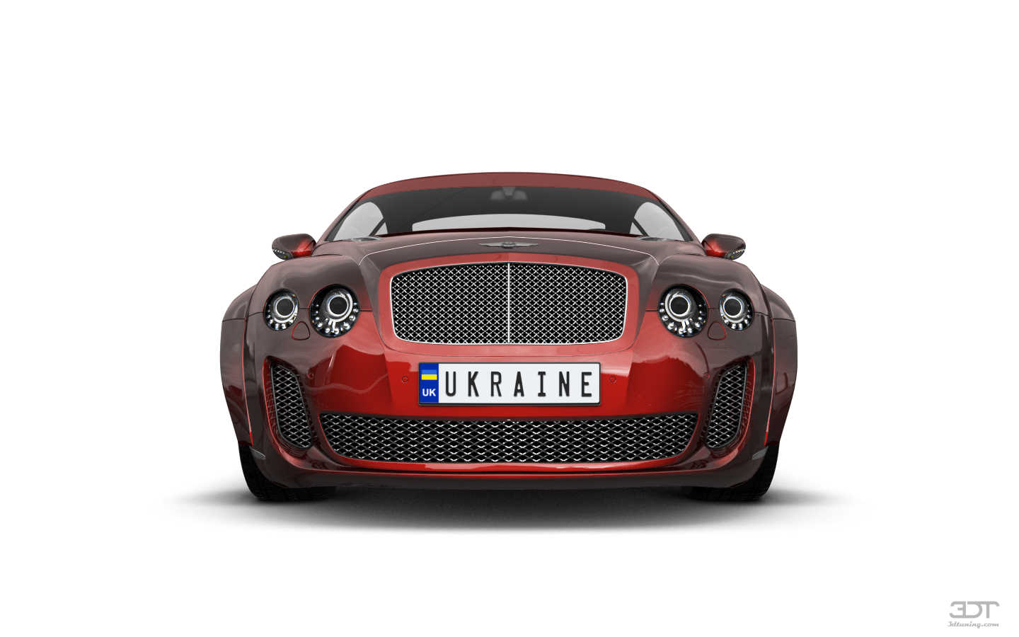 My Perfect Bentley Continental Gt
