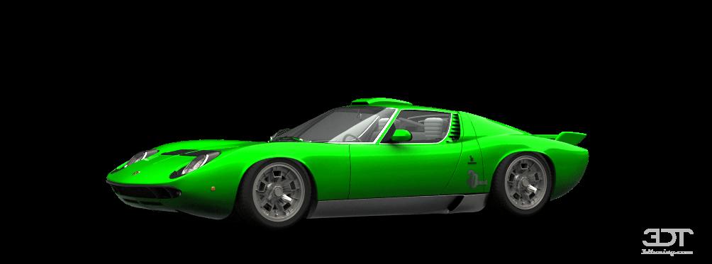 My Perfect Lamborghini Miura