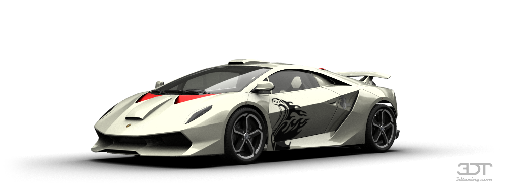 Lamborghini Sesto Elemento 11 By Speed Limit