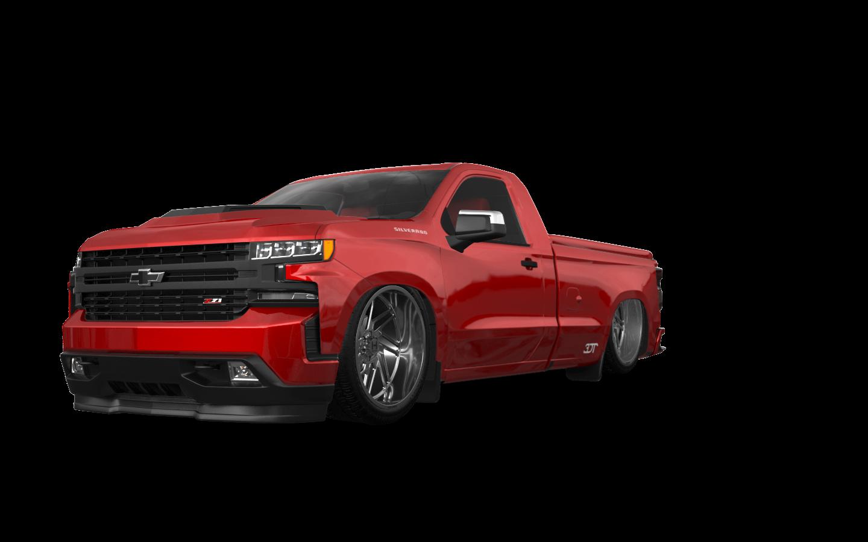 Chevrolet Silverado 1500 Regular Cab 2 Door pickup truck 2019 tuning