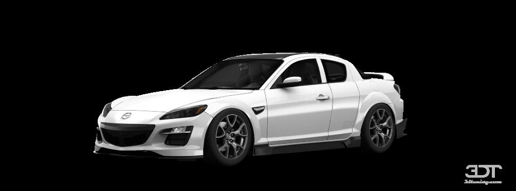 Mazda RX-8 R3'10