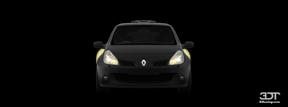 Renault Clio'08